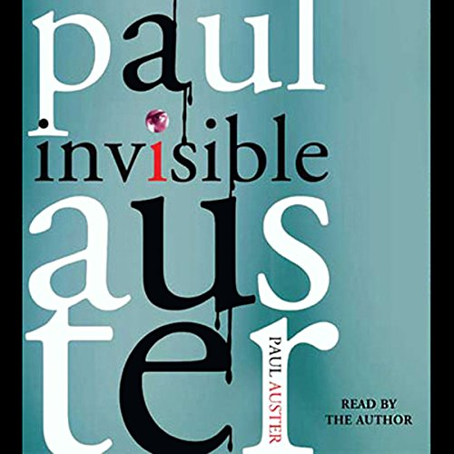 Couverture de Invisible