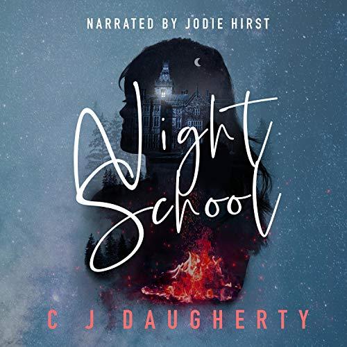 Night School: Genesis Audiobook By CJ Daugherty cover art