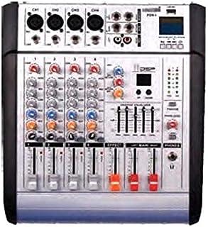 Modern Audio Mixer Amplifier 6 Channel 150w