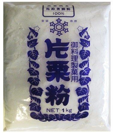 オーストリッチファクトリー『小麦ソムリエの底力北海道産片栗粉』