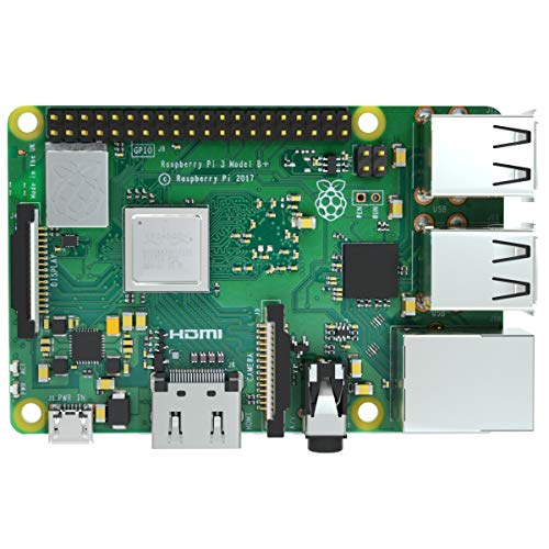 Raspberry PI 3 Model B+ - Single-Board Computer