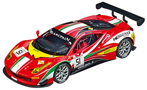 Carrera 20023879 Ferrari 458 Italia GT3 AF Corse, No.51, Mehrfarbig