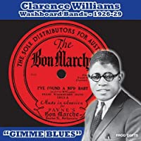 Washboard Bands 1926-1929 'gimme Blues'