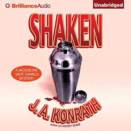 Shaken audiobook cover art