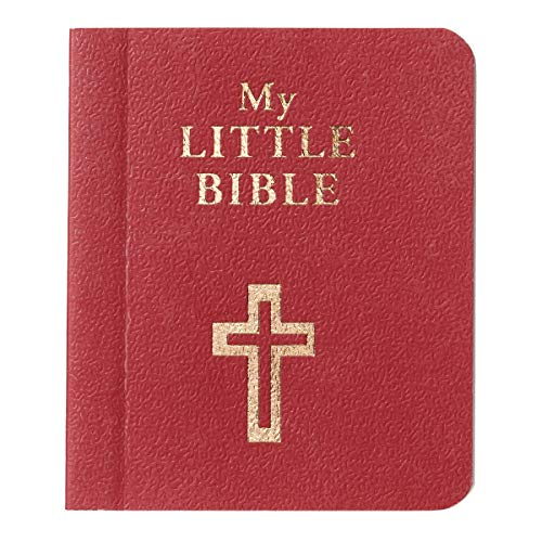 My Little Bible - Red