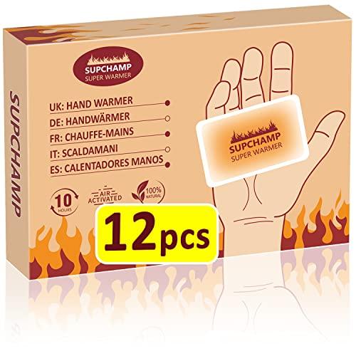 Supchamp -   Handwärmer, 12