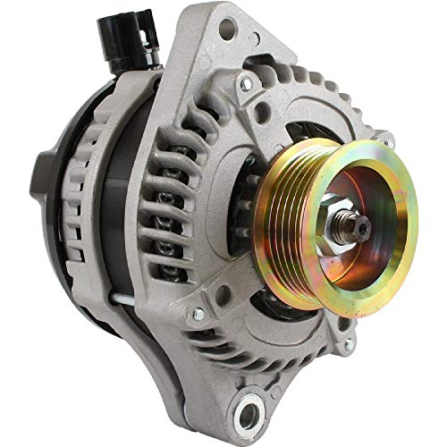 DB Electrical AND0483 Remanufactured Alternator Replacement for 3.5L Honda Accord 2008-2012, Crosstour 2010 VND0483 104210-5910 31100-R70-A01 CSF91 11392 VDN11300105-A