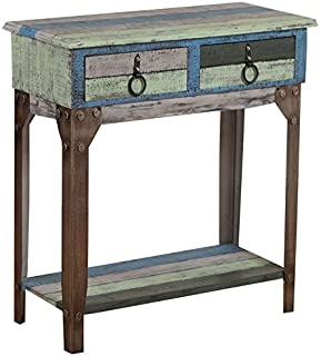 Powell Furniture Calypso Small Hall Console