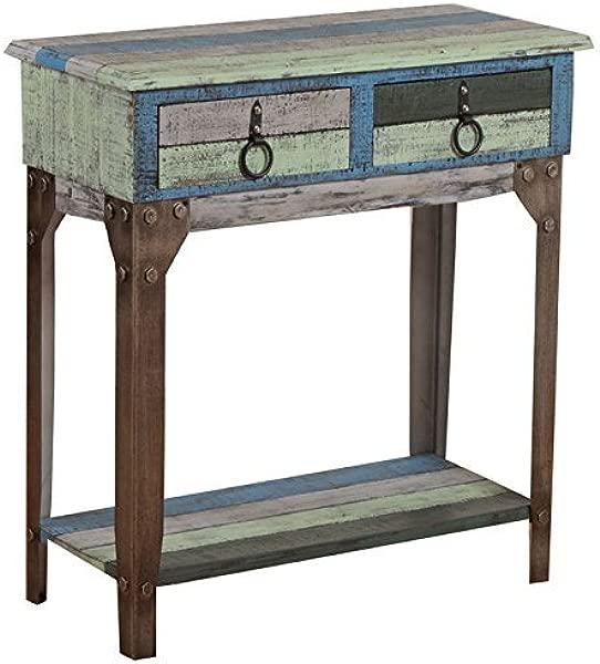 Powell S Furniture Calypso Small Hall Console