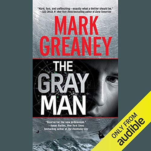 The Gray Man  By  cover art