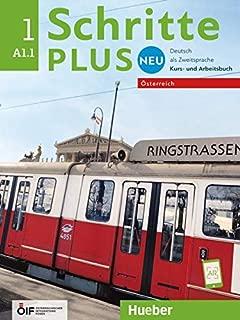 Schritte plus Neu 1 - Österreich. Kursbuch + Arbeitsbuch mit Audio-CD zum Arbeitsbuch: Deutsch als Zweitsprache
