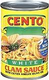 Cento - White Clam Sauce, (6)- 10.5 oz. Cans