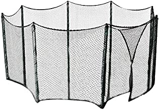 Universal Trampoline Net to Enclose a Variety Use for multiple amount of poles - Bungees Included