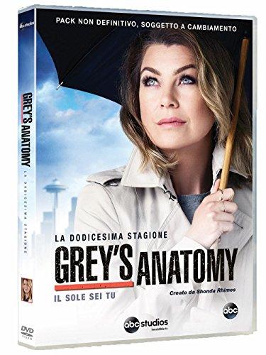 Grey\'s Anatomy 12 Stagione (6 DVD)