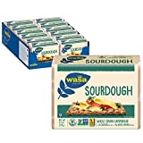 Wasa Sourdough Crispbread, 9.7 Ounce (Pack of 12)