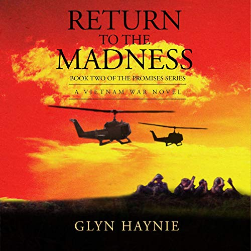Return to the Madness: A Vietnam War Novel audiobook cover art