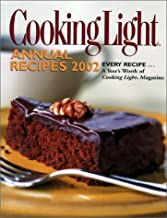 Cooking Light: Annual Recipes 2002