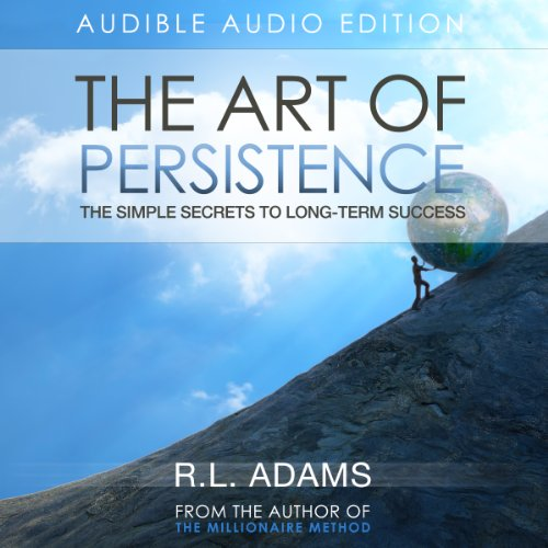 The Art of Persistence audiobook cover art