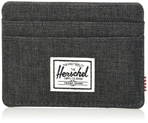 Herschel Casual Black Crosshatch