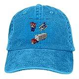 Rasyko Optimus Prime Toy Patent Cool scudo termico unisex adulto cappello da cowboy