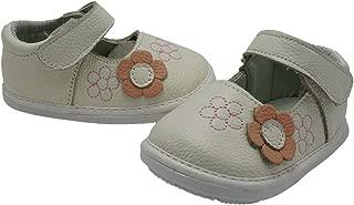 Soft Genuine Leather Toddler Girls Mary Jane Shoes Slip On Dress Shoes(Toddler/Little Kid/Big Kid) NN04