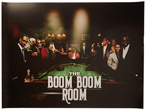 777 Tri-Seven Entertainment Rap Music Artists Poster Rappers Hip Hop Legends Wall Art...