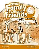 Family & Friends 4. Workbook - 2ª Edición (Family & Friends Second Edition) - 9780194811446