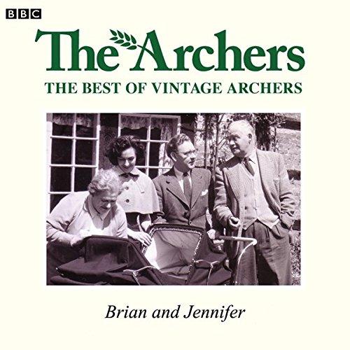 Vintage Archers: Brian and Jennifer cover art