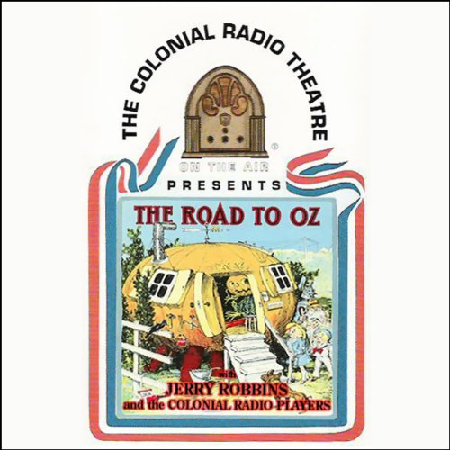 The Road to Oz (Dramatized) Titelbild