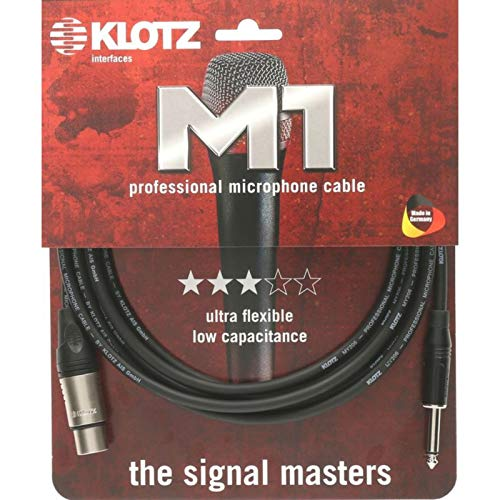 M1FP1K1000 XLR to Jack Cable 10m