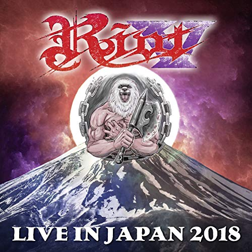 Live in Japan 2018 (Blu-Ray/2cd)
