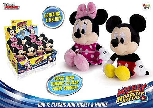 IMC Toys - Disney - Mickey Mouse Poopsie Poop Pack Série 1 - 1 Jouet avec Slime Surprise Version Espagnole Multicolore, 182806