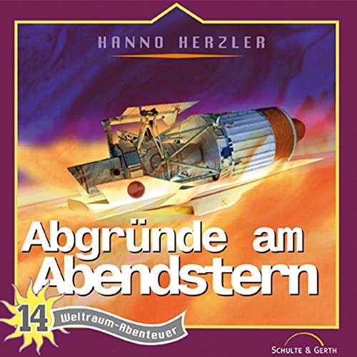 Abgründe am Abendstern audiobook cover art