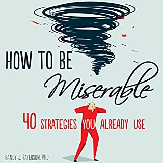 How to Be Miserable cover art