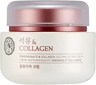 The Face Shop Pomegranate and Collagen Volume Lifting Cream, 100 ml