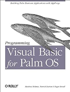 Programming Visual Basic for the Palm OS (Classique Us)