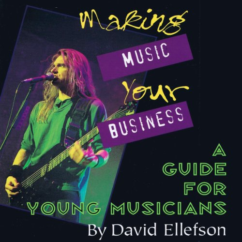 Making Music Your Business audiobook cover art