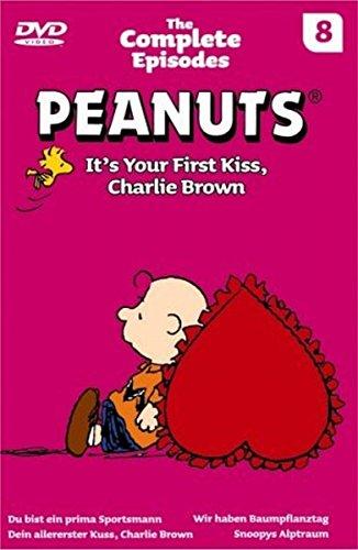 Die Peanuts Vol. 08 - It's Your First Kiss, Charlie Brown