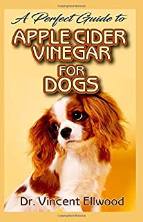 A Perfect Guide to Apple Cider Vinegar for Dogs: All you need to know about Apple Cider Vinegar and how it can help boost your dogs health and also protect them against different diseases!