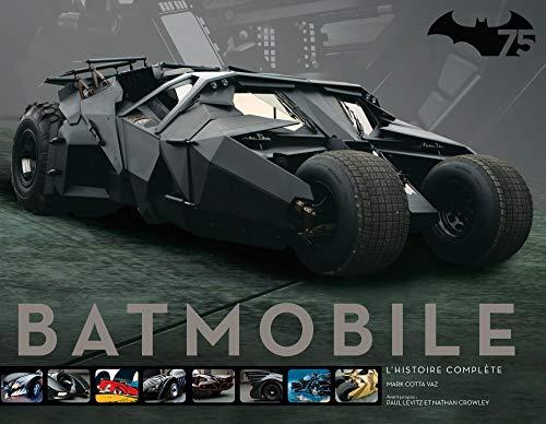 Batmobile : L'Histoire complète