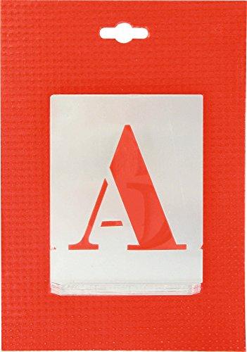 Alphabet en Alu ajouré - Hauteur 80 mm