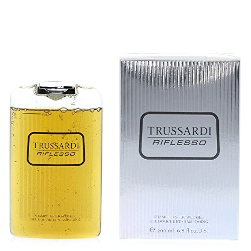 Trussardi Riflesso 200ml Shampoo & Shower Gel für Herren