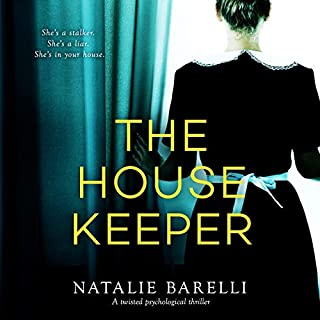 The Housekeeper cover art
