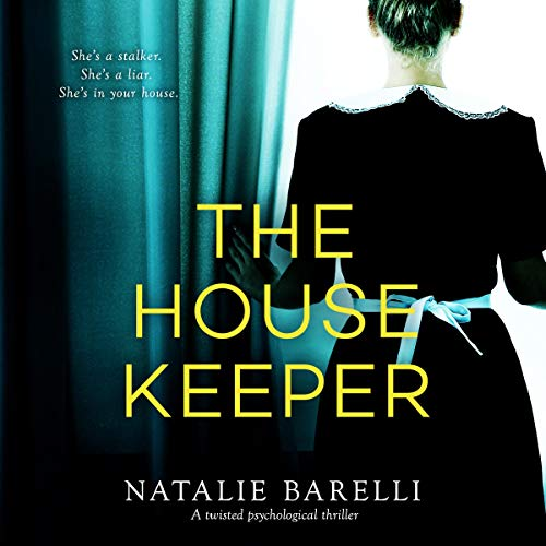 The Housekeeper  By  cover art