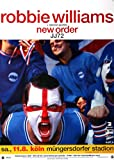Robbie Williams - New Order, Köln 2001 »