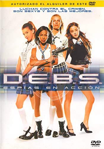 D.E.B.S. Espias En Accion [DVD]