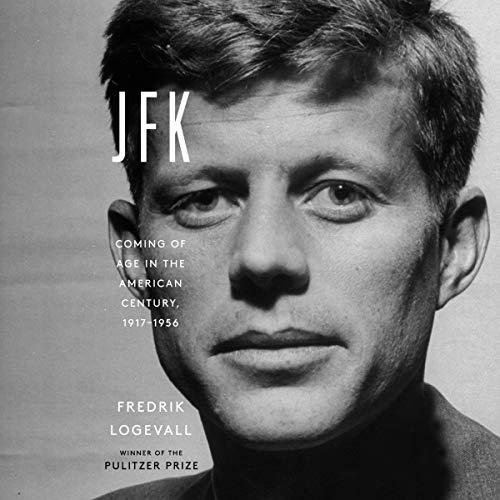 Page de couverture de JFK