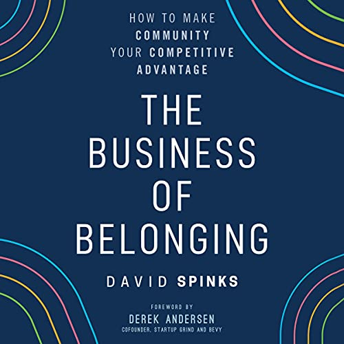 The Business of Belonging cover art