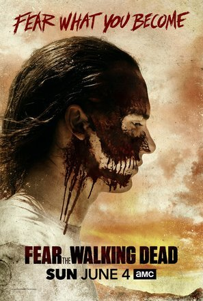 Import Posters Fear The Walking Dead – U.S TV Series Wall Poster Print - 30CM X 43CM