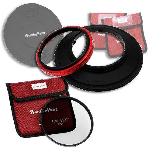 WonderPana 145 Esencial CPL - Adaptador de Filtros 145mm, Tapa de Lente...